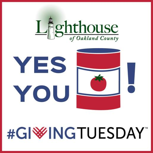 Giving Tuesday Campaign 1-3