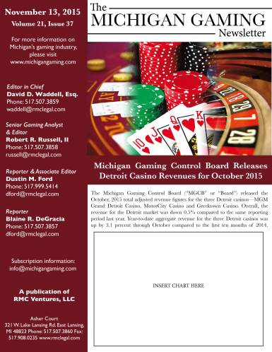 rmc gaming newsletter
